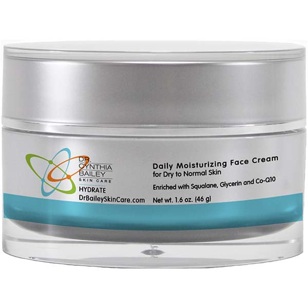 Try this face cream from dermatologist Dr. Cynthia Bailey
