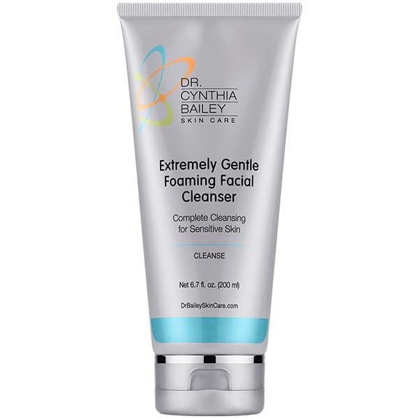 best foaming facial cleanser to use with retin a and glycolic acid