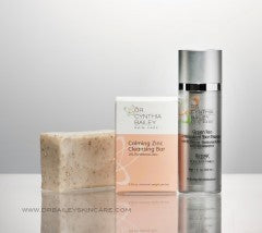 Dermatology recommended products for Facial redness relief kit