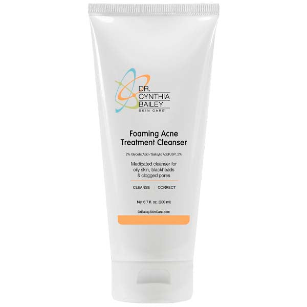 prevent skin drying with best pH balanced medicated acne treatment cleanser for sensitive skin