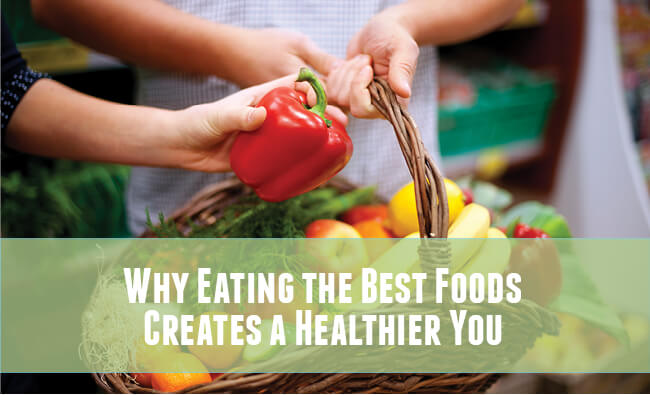 Foods Create Healthier You