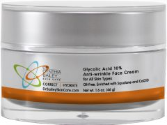 combination tretinoin and glycolic acid skin care