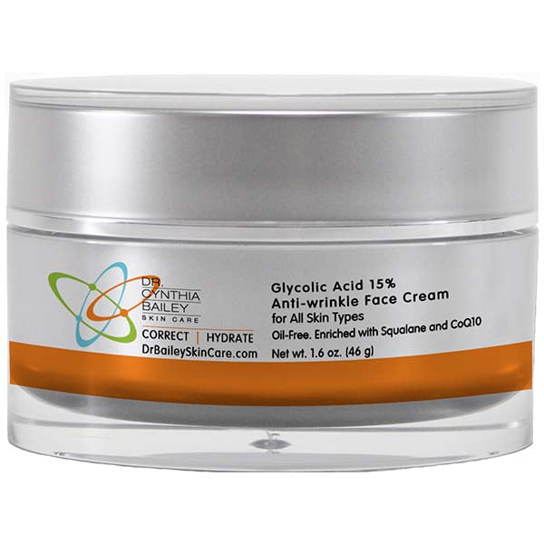 bedtime beauty skin care rituals glycolic acid