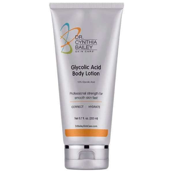 best glycolic acid body lotion for glowing skin