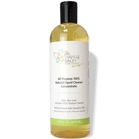 best fragrance free natural home cleaning product dermatologist approved