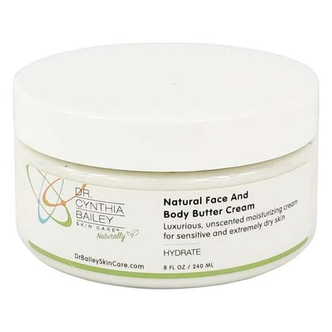 natural body butter fragrance and phthalate free