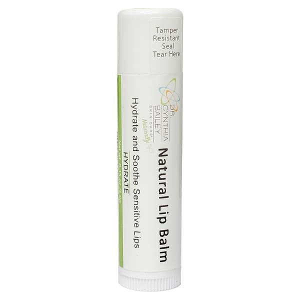 best natural lip balm to heal chronically chapped lips