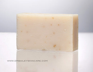 dermatologist's natural all purpose bar soap for dry sensitive skin