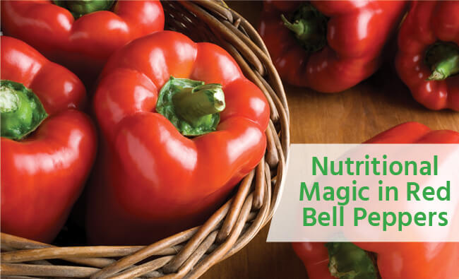 Red Bell Peppers