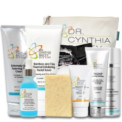 Have healthier skin with this rosacea kit from the dermatologist!