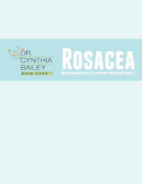 dr bailey's free ebook on rosacea
