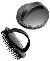 men's grooming face and scalp dandruff plastic scalp scrubber brush for face and scalp dandruff