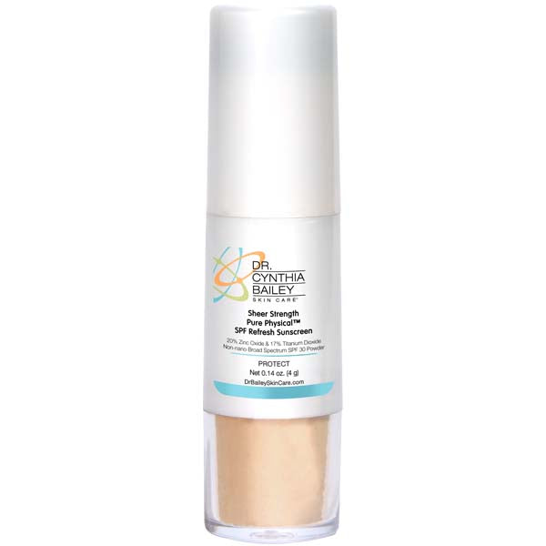 best non-nano zinc oxide powder sunscreen