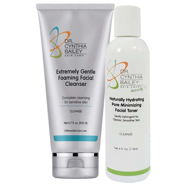 best facial cleanser for eczema
