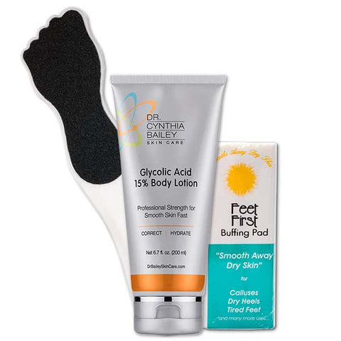 best products for rough foot skin and callus remover