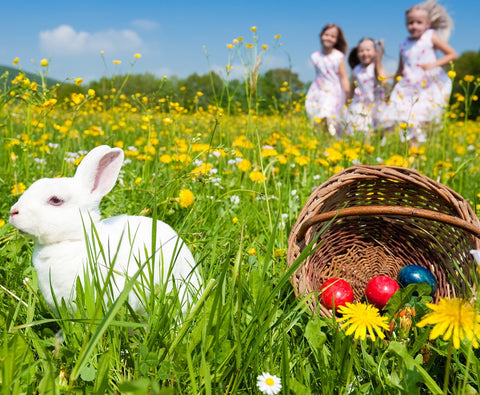spring sun protection hats easter and memories