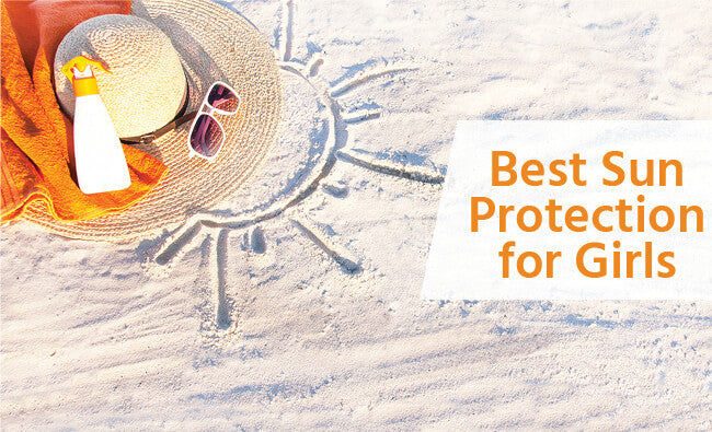 Sun Protection for Girls