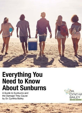 what happens to your skin when you get sunburn and how do you prevent it and treat it