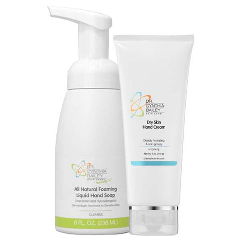 best hand cream and soap for winter