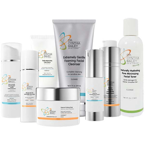 anti-aging skin care tips best dermatologist kit for results