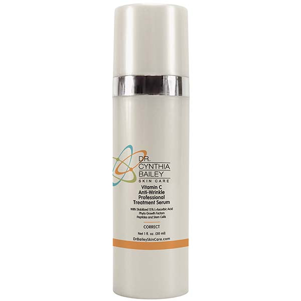 best vitamin c serum for fighting aging and free radicals