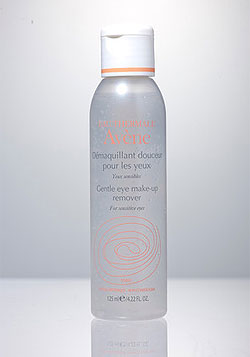 Avene eye makeup remover for sensitive skin