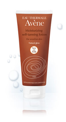 avene professional self tanner