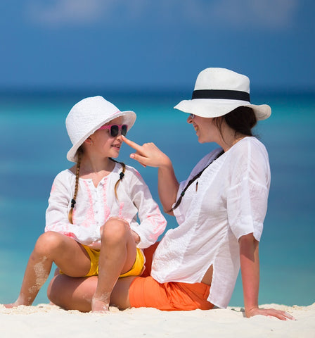 what should you do for sun protection with benzene in sunsreen