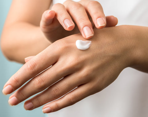 best winter nail and hand care routine