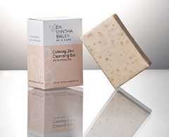 calming zinc soap for pityrosporum folliculitis acne