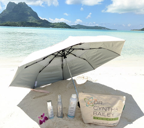 dermatologist approved non-nano mineral sunscreen safe for the ocean