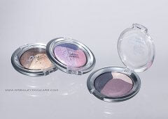 Pure mineral eye shadow