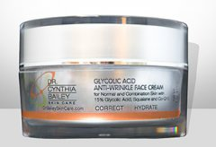 best glycolic acid face cream for wrinkles and sun spots