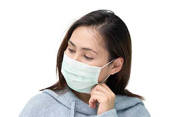 Irritation Behind the Ears from Face Masks During COVID-19