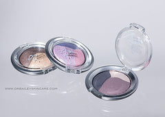 Italian baked mineral eye makeup powder