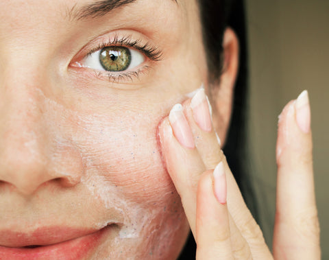 skin care after menopause
