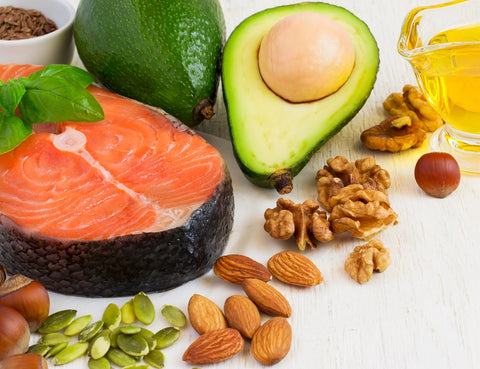 top foods to keep nails healthy