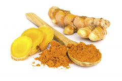 turmeric spice to fight skin inflammation
