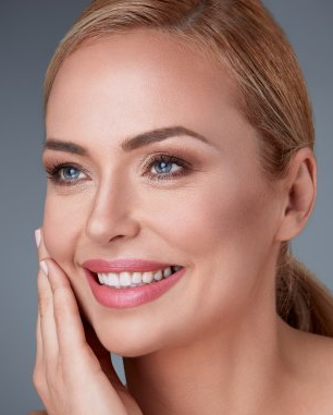 fine lines and wrinkles are some of the first signs of skin aging