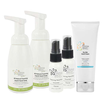 Clean and Healthy Hand Care Kit