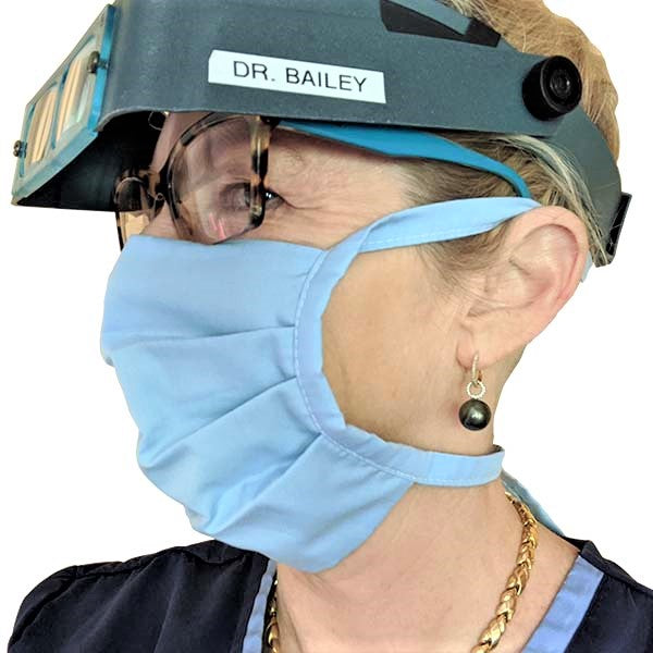 Fabric Surgical Face Mask