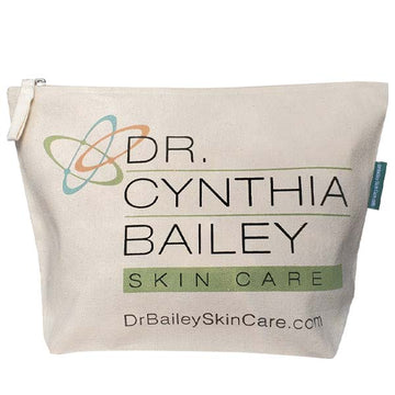 Dr. Bailey Skin Care Large Zipper Bag