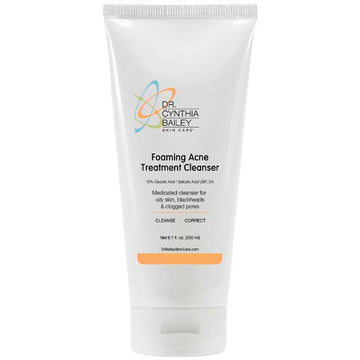Foaming Acne Treatment Cleanser