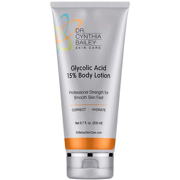 Glycolic Acid 15% Body Lotion Glycolic Acid 15% Body Lotion