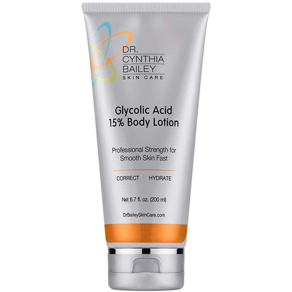 Glycolic Acid 15% Body Lotion