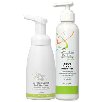 Hand Care Kit for Naturally Busy Hands