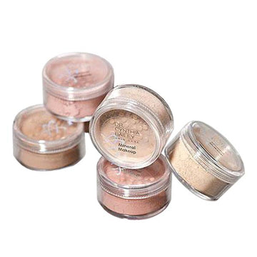 Loose Mineral Makeup Powder Foundation
