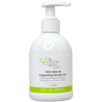 100% Natural Invigorating Shower Gel
