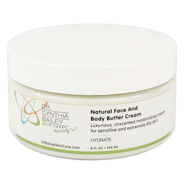Natural Face and Body Butter Cream
