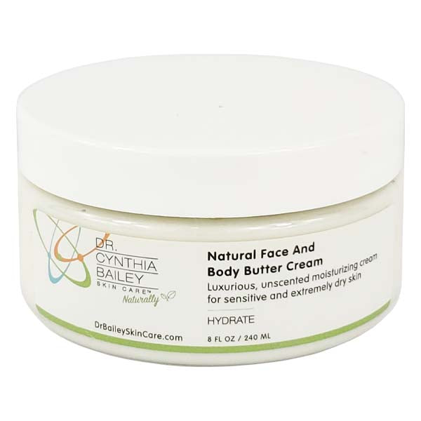 Natural Face and Body Butter Cream™